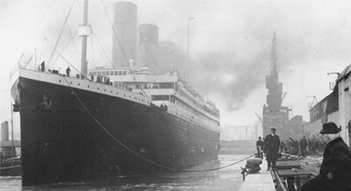 TITANIC EVENT